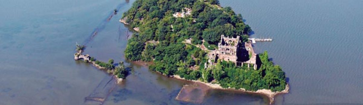 Pollepel Island: Private Fortress on the Hudson