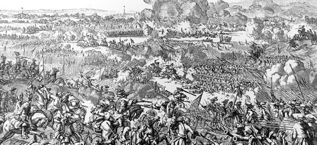 Frederick the Great's invasion of Austrian-held Silesia in 1740 was the first step in Prussia's rise to one of Europe's great military powers.