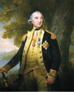 Friedrich von Steuben.
