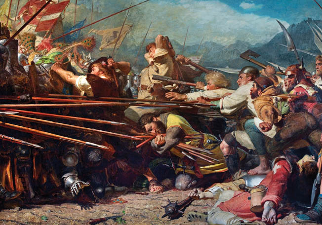 The Battle of Sempach was the event that transformed the Old Swiss Confederacy into a serious military power. The Austrians, who had learned little from their previous defeats, once again suffered a major defeat at the hands of the Swiss.