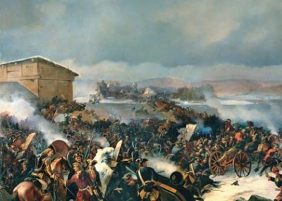 Swedish Gamble at the Battle of Narva