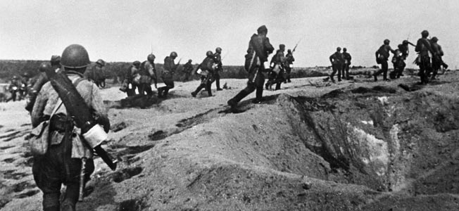 Once he had received substantial reinforcements from Moscow, Zhukov's First Army Group switched over to the offensive.