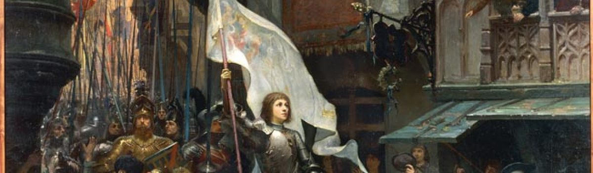 Joan of Arc and the Loire Campaign: The English Tide Recedes