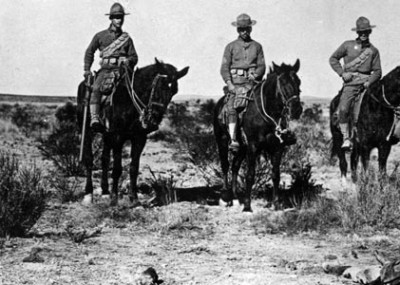 Blood on the Border: Patton and Pershing's Punitive Expedition