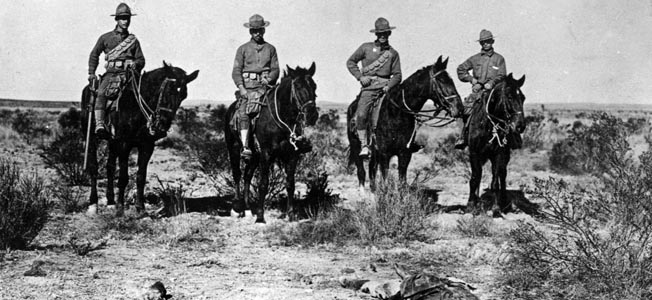 The audacious raid by Mexican guerrilla leader Pancho Villa, led President Woodrow Wilson to send a punitive expedition into Mexico.