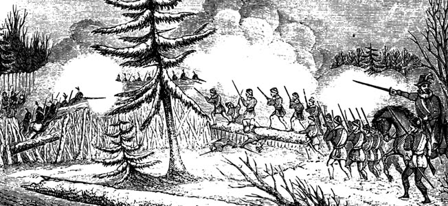 Benjamin Church embraced Native American warfare, earning the respect and dread of his foes during King Philip's War.