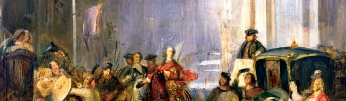 Jacobite Victory at Prestonpans