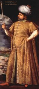 Khairedihn Barbarossa.
