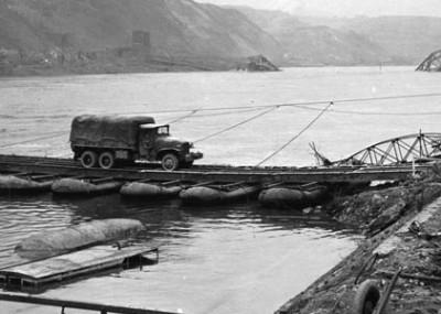 Bridging the Rhine at Remagen: Infantryman Paul Priest Recalls the Historic Crossing