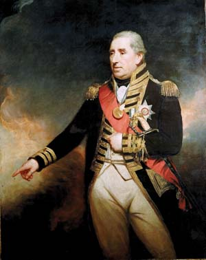 Rear Admiral John Thomas Duckworth had seen plenty of action on both sides of the Atlantic Ocean during his long service at sea. When word reached Duckworth, who was on station off Cadiz, that a French squadron lurked to the west, he sailed off in search of it.