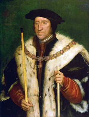 Thomas Howard, the Duke of Norfolk, was an unlikely choice to defend the throne of newly crowned Queen Mary Tudor. He was 80 at the time.
