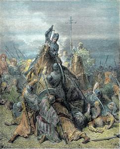 Dracula's benefactor, Hungarian warlord Janos Hunyadi successfully defends Belgrade against Mehmed II's Turks.