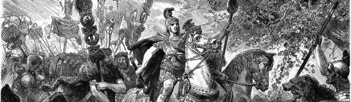 Drusus the Elder: Hero of Rome