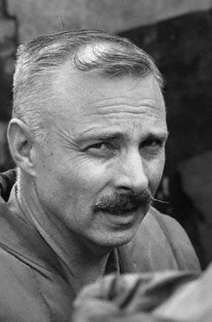 U.S. Marine Colonel David Lownds.