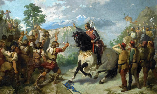 The Almogavars of the Iberian Peninsula were among the Mediterranean region's best fighters. The bloodthirsty mercenaries were eager for fresh conquests at the conclusion of the War of the Sicilian Vespers.