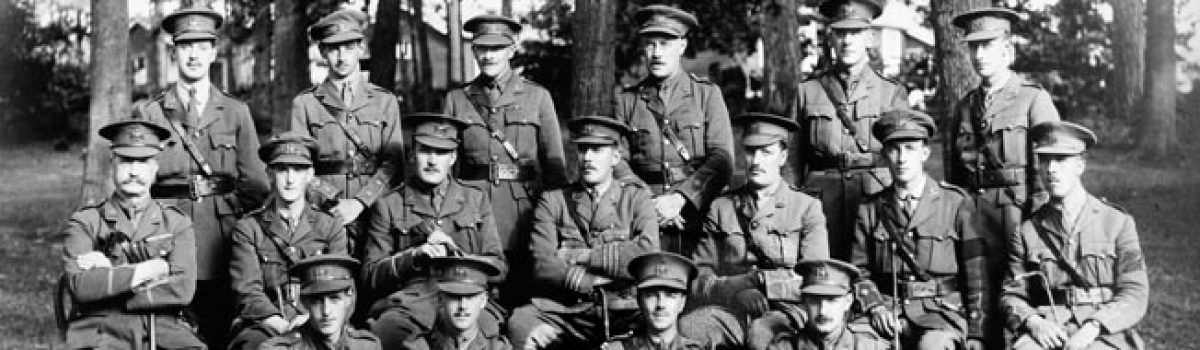 WWI Author: The Writings of Wilfred Owen