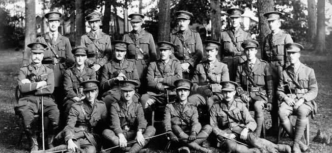 Owen fashioned the most moving and best-remembered poetry of World War I. The petty, he said, was in the pity.