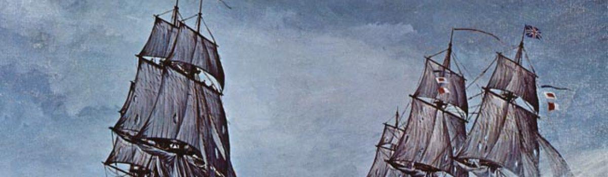 Commodore John Barry: Naval Hero of the American Revolution