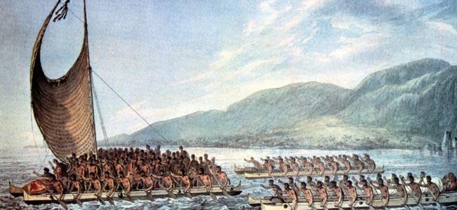 king kamehameha�s conquest of hawaii