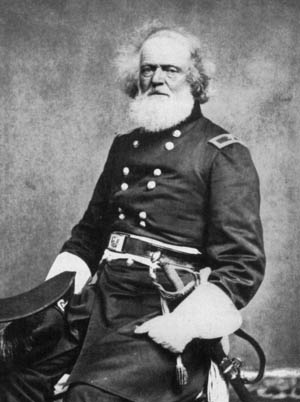 Maj. Gen. Joseph Mansfield.