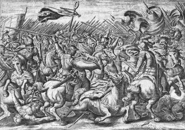 Led by a Thracian gladiator, rebellious slaves took to the mountains of southern Italy in desperate bid for freedom from their Roman masters.