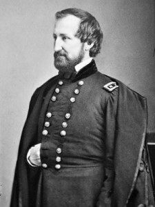 Major General William S. Rosecrans.