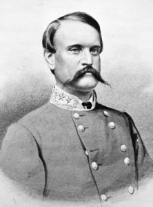 Major General John C. Breckinridge.
