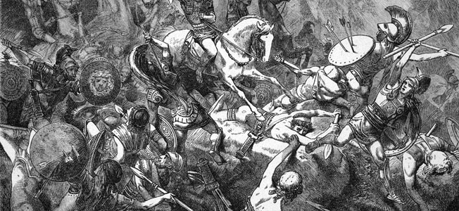 Seeking an advantage over its longtime Spartan reals, Athens launched an invasion of Sicily, only to have it falter outside the walls of Syracuse.