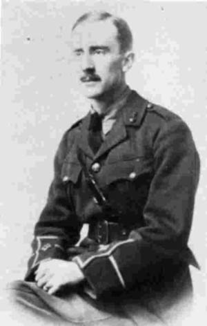 A young writer, J.R.R. Tolkien, witnessed the worst day of British military history–World War I's Battle of the Somme–and lived to tell about it.