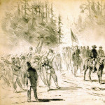 Emory Upton's Assault on the Mule Shoe