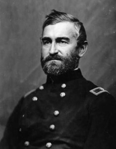 Brigadier General Gersham Mott failed to exploit the gap in the Confederate line caused by Upton's assault.