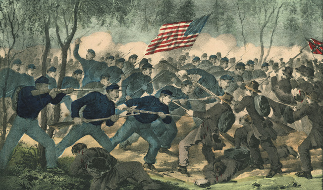 Union and Confederate forces followed Upton's daring but unsuccessful assault with two days of even greater slaughter at Spotsylvania's Bloody Angle.