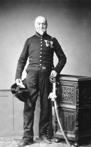 M. Lorier of the 24th Mounted Chasseur Regiment