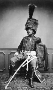 M. Moret of the 2nd Hussar Regiment