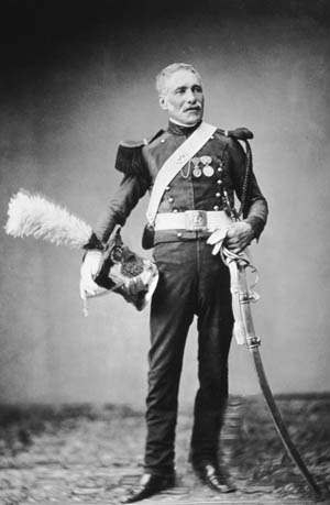 M. Dreuse of the 2nd Light  Horse Lancers of the Guard