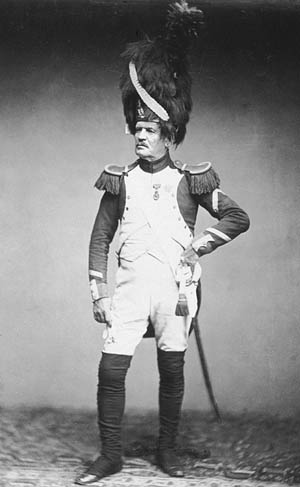 M. Taria, a Sergeant of the  Grenadier Guards