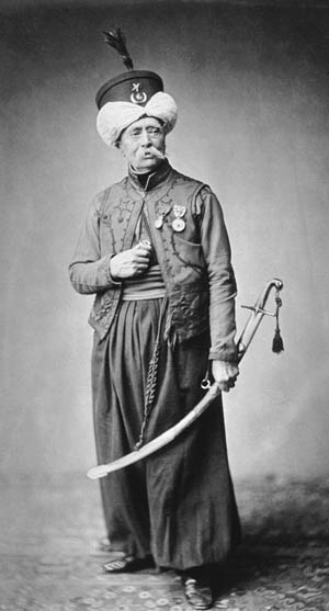 M. Ducel of the Mamelukes of the Guard