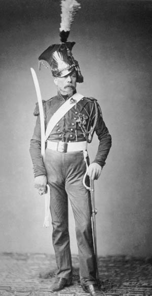 M. Verlinde of the 2nd Lancers of the Guard