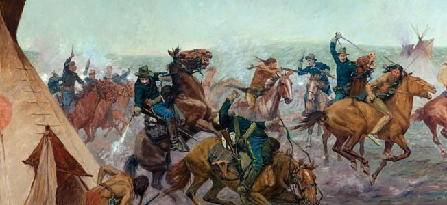 In the fall of 1868, Lt. Col. George Armstrong Custer commenced a controversial military operation against the Cheyenne.