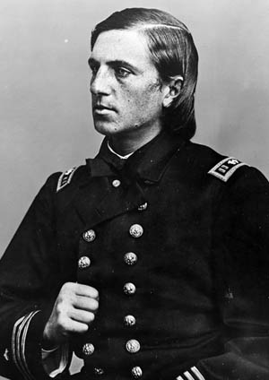 Lieutenant William B. Cushing, USN
