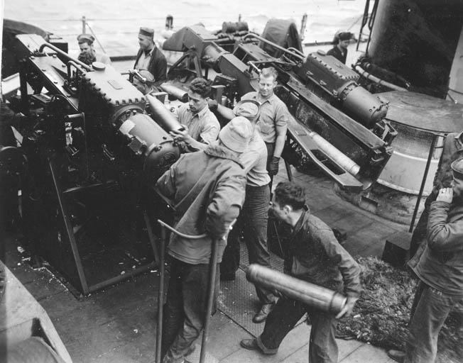 The use of proximity fuses in the Battle of the Bulge was a milestone for Allied scientists seeking to develop an efficient artillery shell.