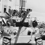 Sherman Tanks of the Israeli Army