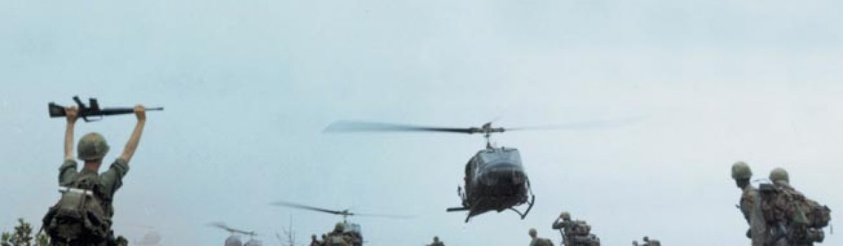 "The UH-1 Iroquois ""Huey"" Helicopter"