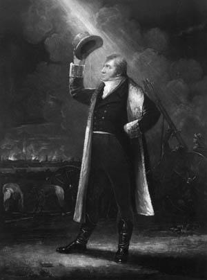 Sir William Congreve.