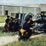 Military Weapons: The French 75mm cannon