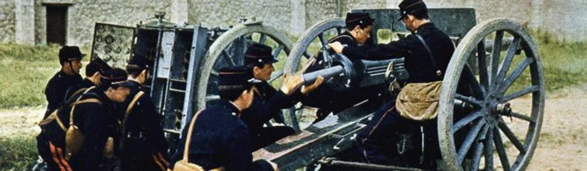 The French 75 Gun: The Secret Cannon Used for Over Half a Century