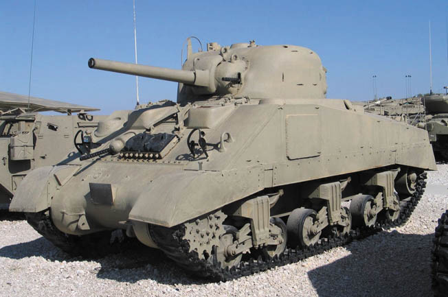 After yeoman's service in World War II, the venerable Sherman tank saw several more decades of service in the Israeli Army.