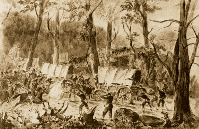 Wheeler's Middle Tennessee raid in October 1863 prevented sorely needed supplies from reaching the Union Army of the Cumberland, which was bottled up in Chattanooga. Many Yankees died of starvation and exposure as a result.