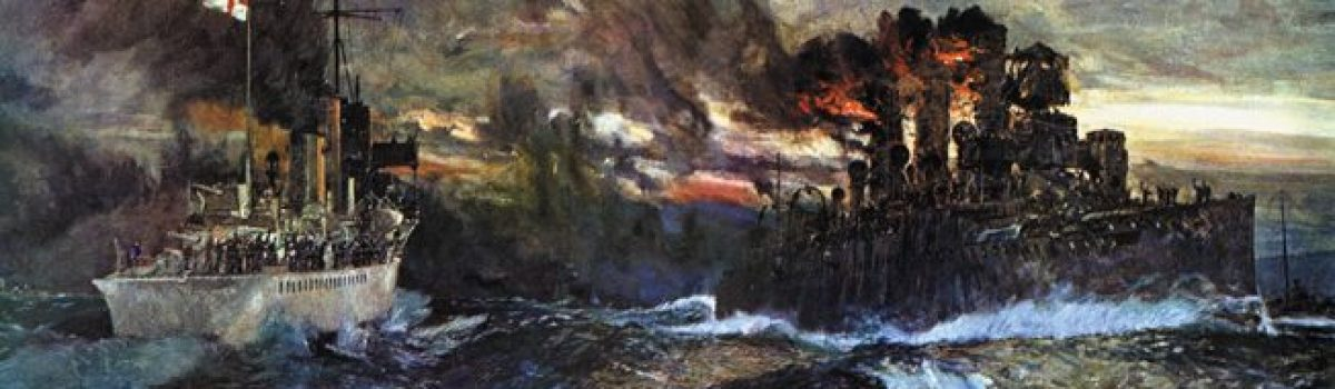 Zeebrugge: A Gallant Raid on Saint George's Day