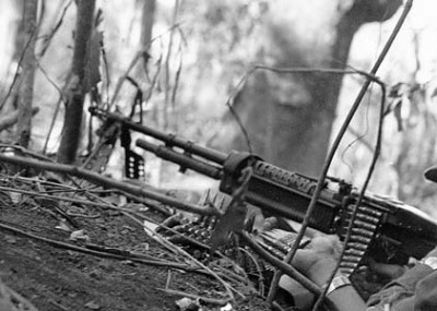 The M-60 Machine Gun in the Vietnam War